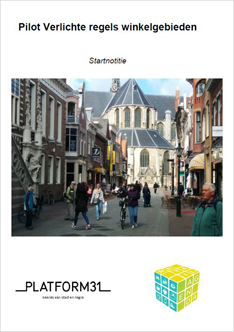 cover startnotitie VRW 234