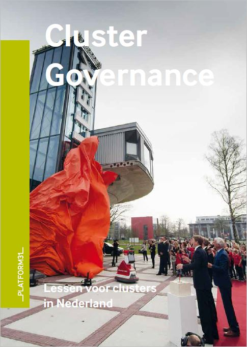 Cluster governance cover