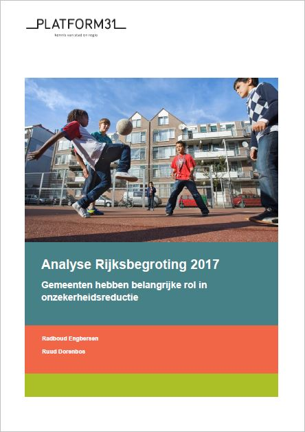 Cover analyse Rijksbegroting