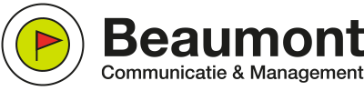 Logo beaumont communicatie
